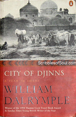 The City of Djinns by William Dalrymple