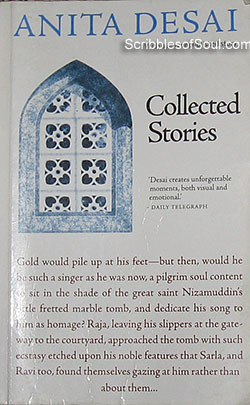 Collected Stories by Anita Desai