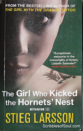 The Girl who Kicked the Hornets' Nest by Steig Larsson