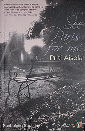 see paris for me by priti aisola