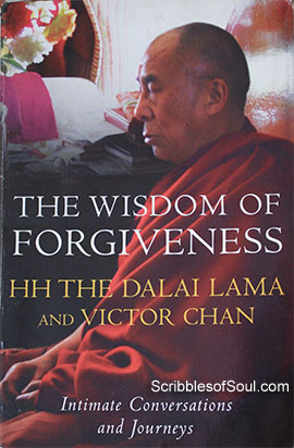 the wisdom of forgiveness dalai lama