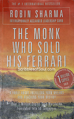 The Monk who Sold his Ferrari by Robin Sharma