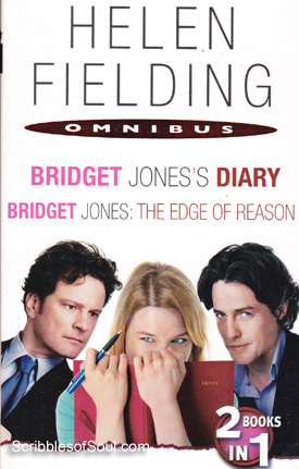 Bridget Jones:The Edge of Reason by Helen Fielding