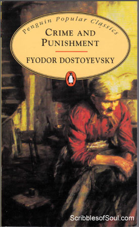 a comprehensive analysis of the novel crime and punishment by fyodor dostoyevsky Crime and punishment is one of the most famous and most read novels by  fyodor mikhailovich dostoyevsky which brought him fame  raskolnikov is a bit  more complex than an ordinary criminal he wanted to prove a point by  committing a.