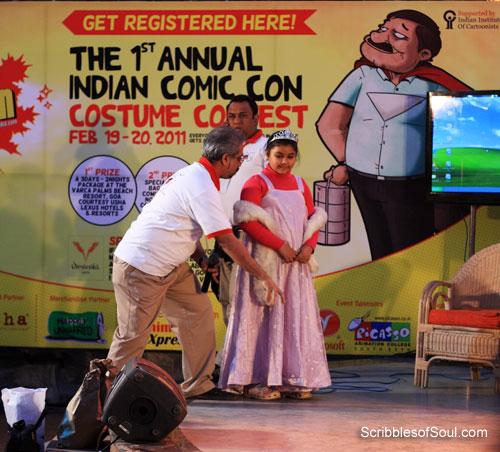 Comic Con India 2012