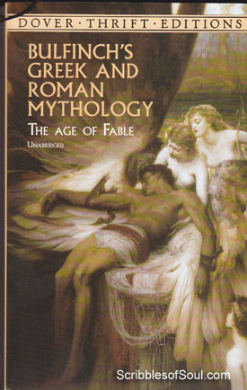 bulfinch greek roman mythology the age of fable
