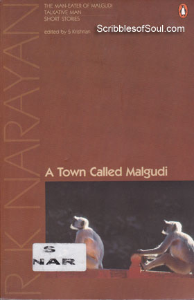 Talkative Man by R.K. Narayan