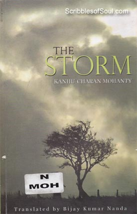 The Storm by Kanhu Charan Mohanty