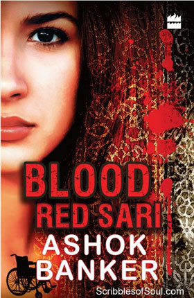 Blood Red Sari by Ashok Banker