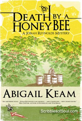 Death by a Honeybee by Abigail Keam