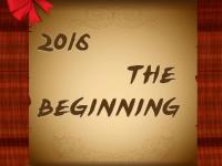 2016 : The Beginning