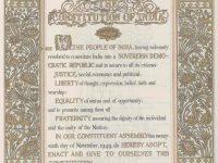 Handwritten Constitution
