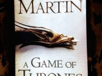 A Game of Thrones, George RR Martin, Book 1